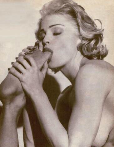 мадонна фото эротические