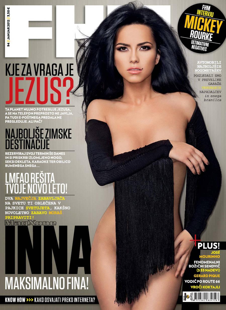 Inna-FHM-Cover