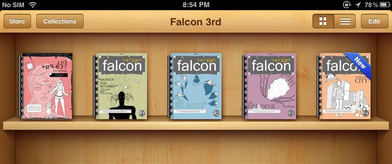 Falcon-Library