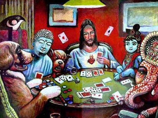 buddha-poker-playing-monks
