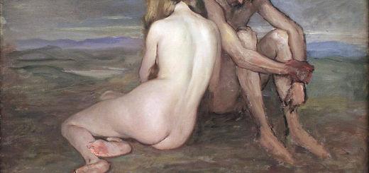 749px-Lothar_von_Seebach_Adam_et_Eve_vers_1910