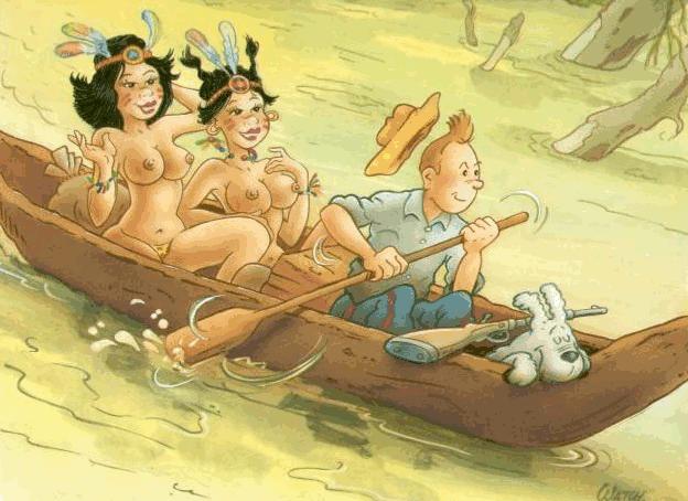 Is Tintin Gay 85